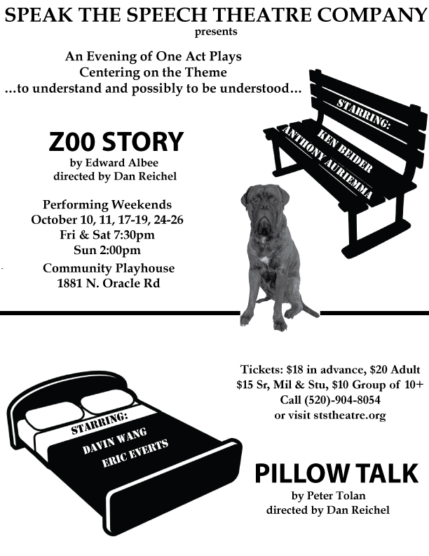 Zoo Pillow Poster