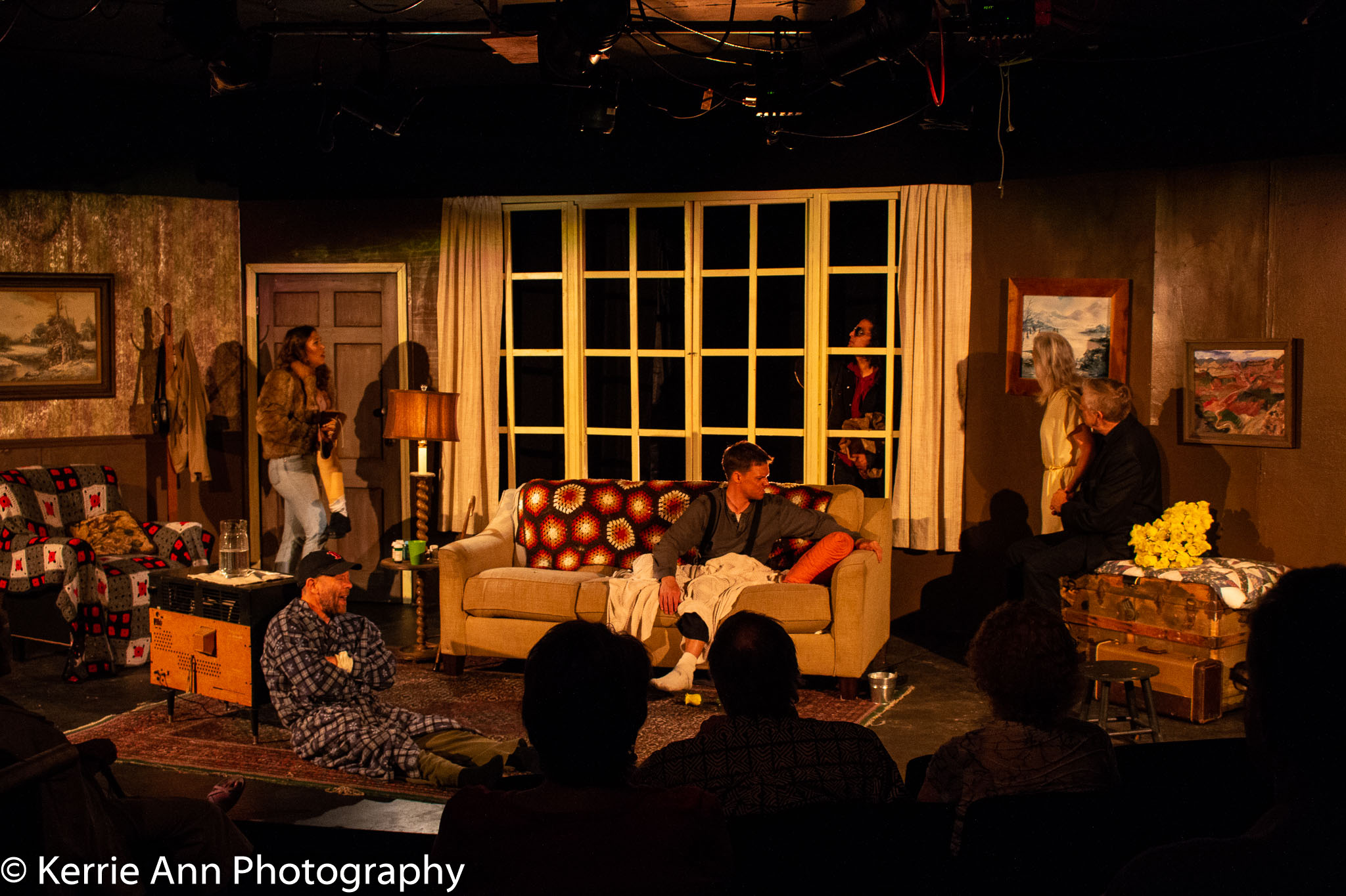 Scene from Buried Child
